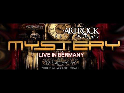 MYSTERY -  ArtRock V Festival 2017 - WallStreet King