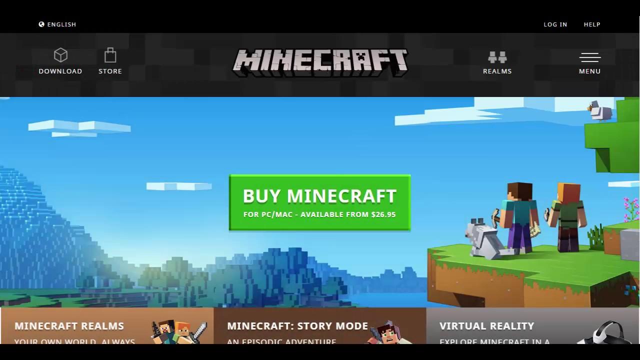 How To Download Minecraft Demo On The New Minecraft Website YouTube - Minecraft demo kostenlos spielen deutsch
