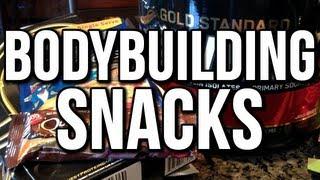 Top Bodybuilding Snacks