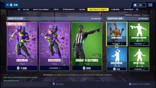 FEBRUARY 4, 2019 - FORTNITE ITEM SHOP FEBRUARY 4 2019 -Skin nNFL