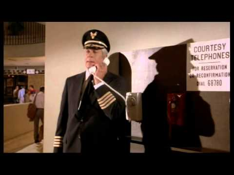 Airplane! Captain Clarence Oveur.