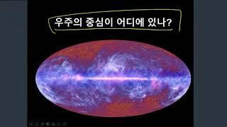 천문우주와 성경 4   빅뱅 우주론의 기본 전제 - 우주원리