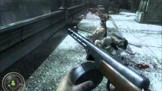 Call of Duty 5 German Campaign Part 2 The Return of The Reich