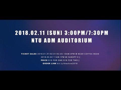 NTU K-pop Dance Group (NTUKDP) Annual Concert - THE SHOW 2018 - Concert Teaser