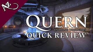 Download lagu Quern - Undying Thoughts - Quick Game Review (PC)