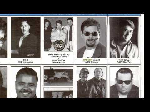 WRCX Rock103.5 Chicago - Mancow Muller UNSCOPED - April 1996 (2/2)
