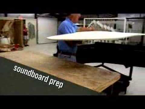 The Making Of A Baldwin Piano Video: Pianos Made In America