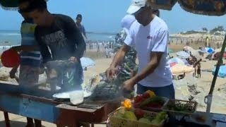 Attention aux repas servis sur les plages marocaines (Bladi.net)