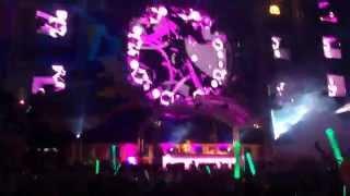 Armin Van Buuren mixing up Eiforya @ ElectricLove Festival