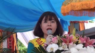 XÚC ĐỘNG BÀI CẢM NIỆM VỀ CÔNG CHA NGHĨA MẸ - Vu Lan 2017 - Địa Tạng Phi Lai Tự (Hà Nam)