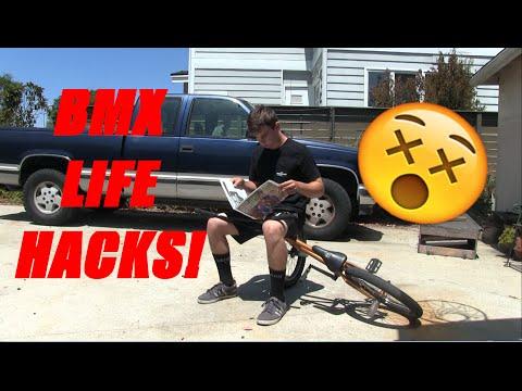 5 BMX LIFE HACKS!