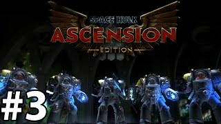 Space Hulk Ascension Edition as Space Wolves Part 3 Genestealer Nazi Zombies