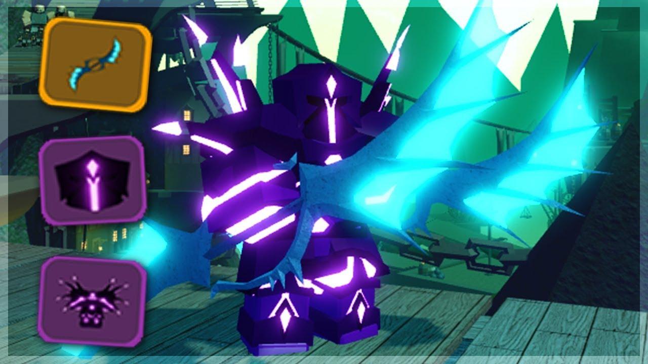 Best Mage Gear In Dungeon Quest Roblox