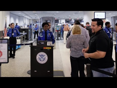 This is what an $8 billion TSA budget gets you