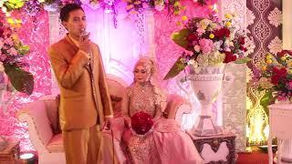 Janji Suci Resepsi Pernikahan Fauzi & Winda