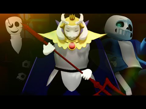 AMAZING 3D UNDERTALE BOSS FIGHTS | YABTS: Yet Another Bad Time Simulator