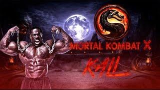 Kali Muscle - Mortal Kombat X | Gameplay {JAX}