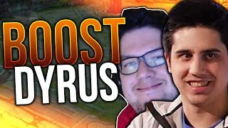 OPERATION D: BOOSTING DYRUS??