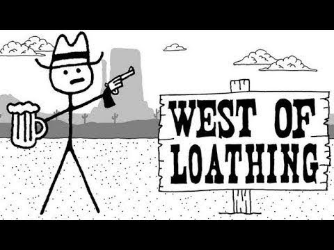 West of Loathing | Pt.5 | WalkThrough | THE WEST POLE?