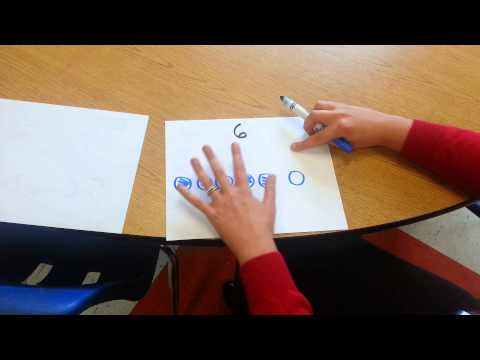 First Grade Math: Five-Group Drawings