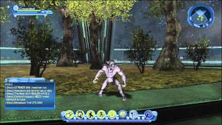 DC Universe Online Nature Loadouts Guide