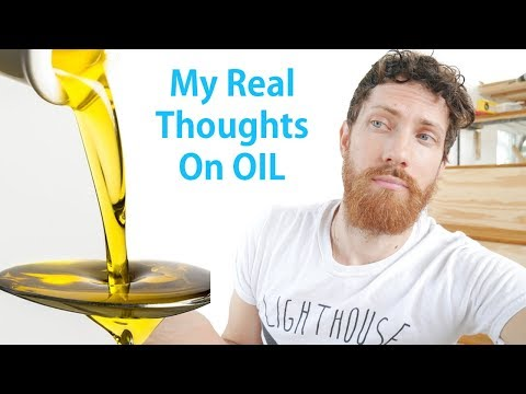 When You Should Eat Oil