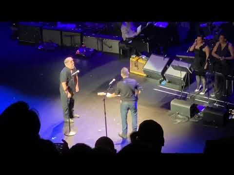 Sheri Van Dyke - The Boss & Mellencamp Plus Eurythmics At Sting's Rainforest Benefit!
