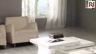 Mixx White Coffee Table Vgkcgbj002 From Vig Furniture