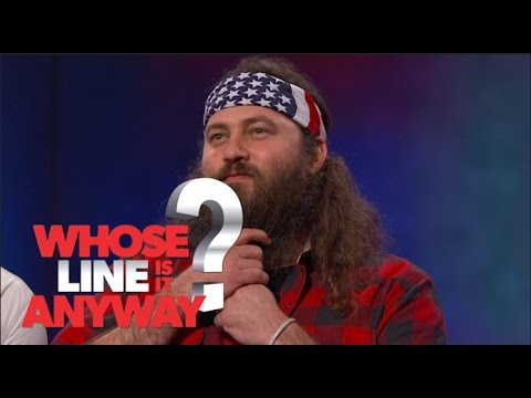Willie Robertson's Duck Dynasty Musical - Whose Line Is It Anyway? US