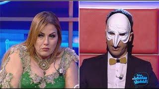 Fekret Sami Fehri Ep27 | ال Paparazziلآمال علام: الممثل السوري قصي الخولي هو زوج بنتك وهاذي الوثائق