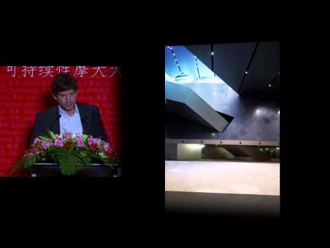"""CTBUH 2012 年上海全球会议 - Ole Scheeren, """"亚洲议程"""""""