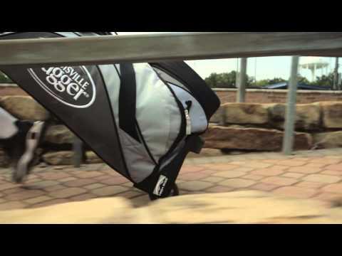 Louisville Slugger Labs: Series 9 Equipment Bags
