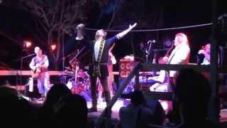 Bandabardò - Bambine Cattive live ad Alcatraz - 6 agosto 2014