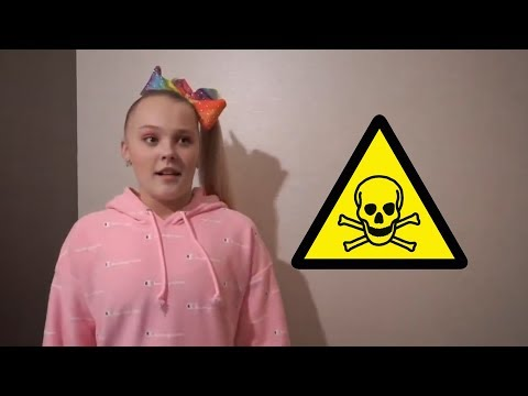 jojo siwa was selling toxic makeup..
