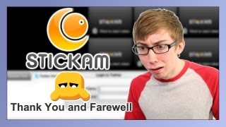 Stickam Is SHUTTING DOWN! (RIP Stickam)