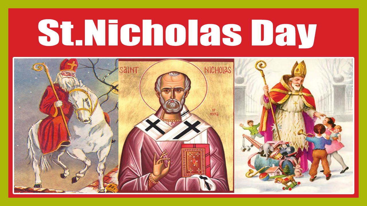 Readings U0026 Reflections: Wednesday Of The First Week Of Advent U0026 St. Nicholas,  December 6,2017 | PagadianDiocese.org