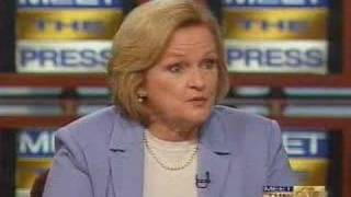 McCaskill Doesn