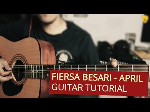 Fiersa Besari - April   Guitar Tutorial
