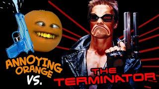 Annoying Orange vs Terminator