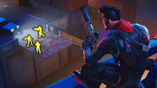 6 MINUTES OF PURO HACKING ON FORTNITE [TRANSLATIONS]