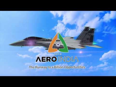 Aero India 2019 - Premier Aerospace Exhibition | Promo | DD Chandana