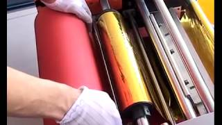 Auto Feeding Digital Hot Foil Stamping Machine