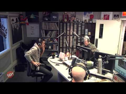 George Stroumboulopoulos Visits Willy In The Morning