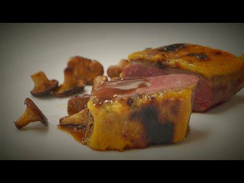 -لحم البط مع الميزو الياباني- وصفة الشيف تييري فوازان  - نشر قبل 2 ساعة