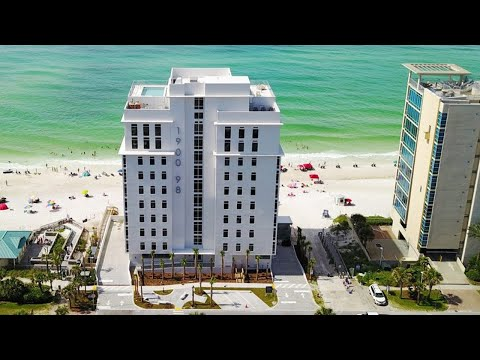 1900 Ninety Eight Luxury Waterfront Condos For Sale in Destin, Florida