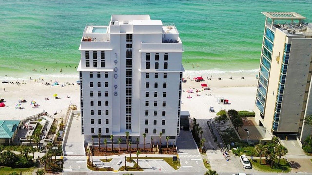 1900 Ninety Eight Luxury Waterfront Condos For In Destin Florida