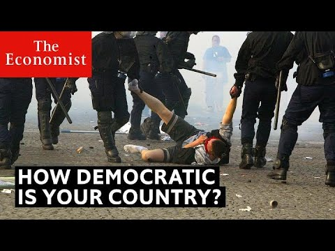 How democratic is your country? | The Economist