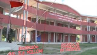 Inversión en Educación en el departamento de Tarija.Felicidades chura tierra