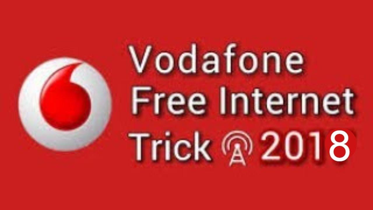 100% Working Vodafone Free Internet Trick 2018 (3G/4G)