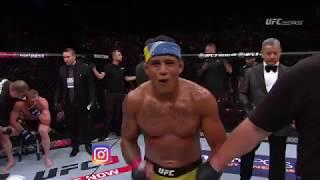 Gilbert Durinho Burns Knockout Highlight [HELLO JAPAN]